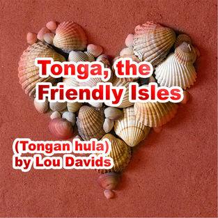 Tonga Hula song